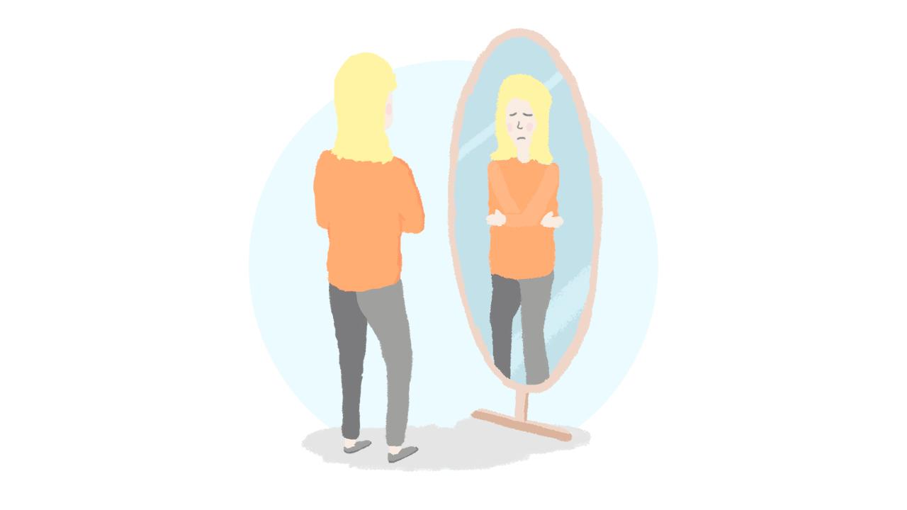 sociale medier påvirkning på kropsidealer