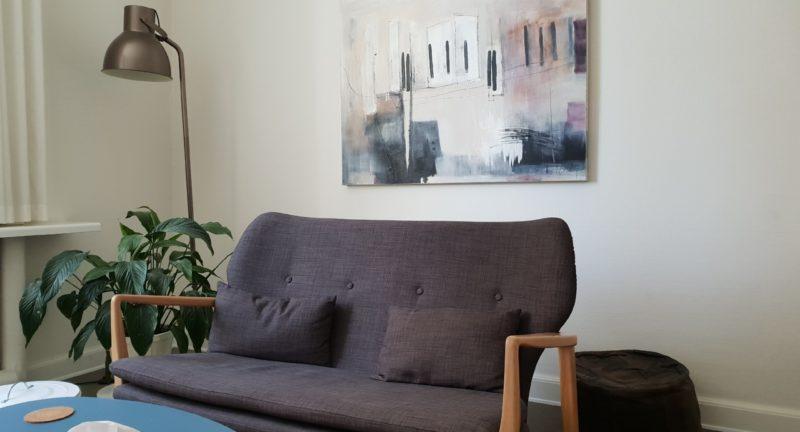 Billeder fra Psykologhuset ved Åen i København