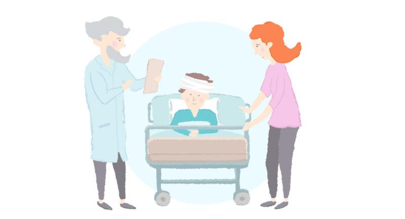 Hjælp til dig som er pårørende til et menneske med hjerneskade