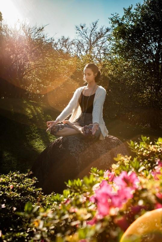 Meditation I Haven