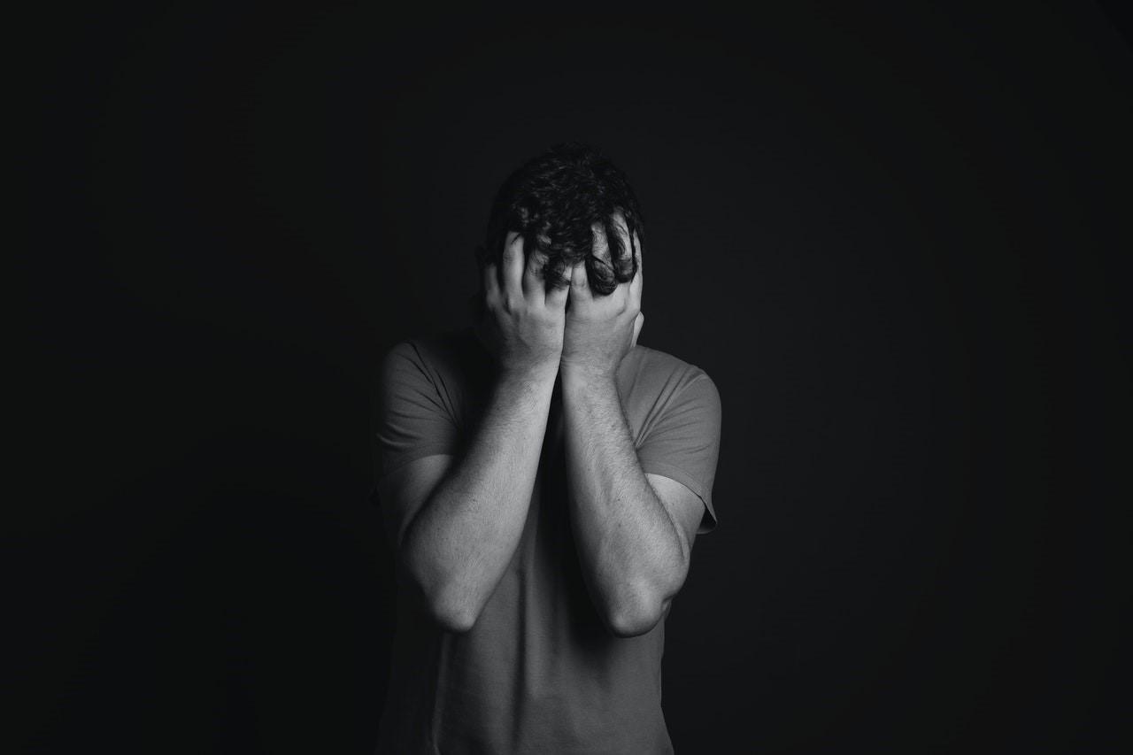 Nedtrykt Med Lavt Selvvaerd